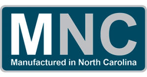Manufactured in NC logo