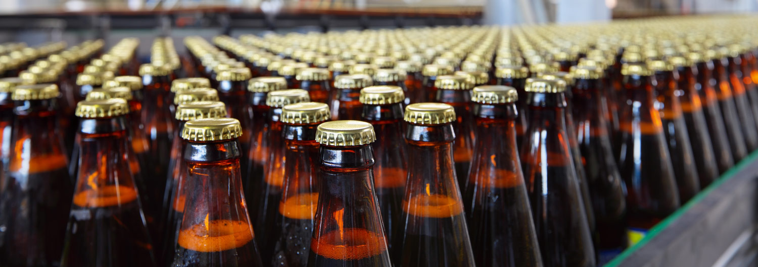Custom solutions for the food & beverage industries