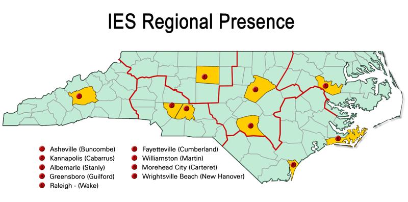 IES Regional Offices
