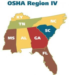 OSHA Region IV