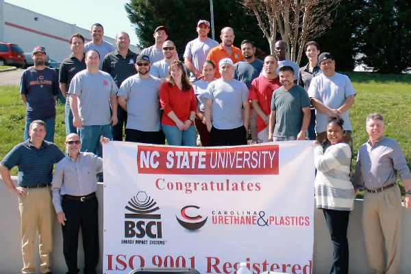 BSCI, Inc. is Poised for Growth Following ISO 9001 Certification