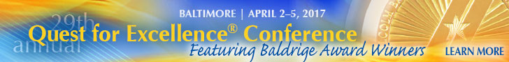 Baldrige Quest for Excellence
