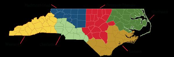 IES Regions