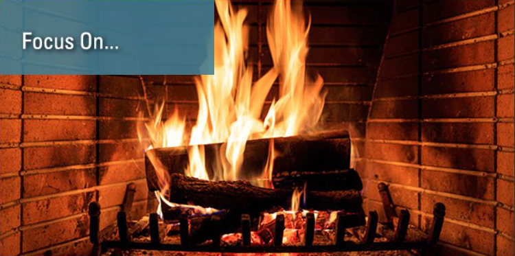 Focus On… Fireplace & Chimney Safety